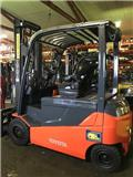 Toyota 8 FB MKT 30, 2016, Electric Forklifts