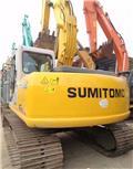 Sumitomo SH120, Gravemaskiner på larvebånd