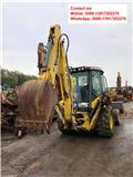 New Holland B 95, 2015, Tractopelle