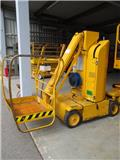 Haulotte HM 10 P, 1998, Articulated boom lifts