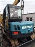 Sunward 60, 2014, Mini Excavators <7t (Mini Diggers)