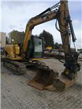 Caterpillar 307 D, 2012, Excavadoras 7t - 12t