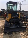 Komatsu PC 55 MR, 2012, Mini Excavators <7t (Mini Diggers)
