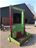 Strautmann HQ 3800 kuilvoersnijder, 2014, Alimentadoras de animales