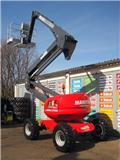 Manitou 160 ATJ, 2006, Articulated boom lifts
