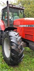 Massey Ferguson 8160, 1997, Traktorid