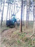Timberjack 1470, 2002, Kombajni Harvesterji