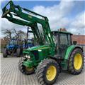 John Deere 6220 SE, 2008, Traktori