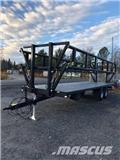Palmse B 3925 19 Ton, 2018, Mga Bale trailer