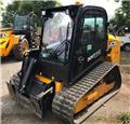 JCB 300 T, 2016, Skid steer loaders