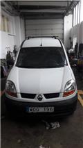 Renault Kangoo, 2004, Panel vans