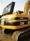Caterpillar 320 B、2007、履帶式挖土機(掘鑿機,挖掘機)