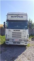 Cabine Scania R144 CR, 2001, Cabins