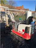 Takeuchi TB108, 2011, Mini Excavators <7t (Mini Diggers)