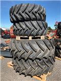 Massey Ferguson 650, 2019, Tyres, wheels and rims