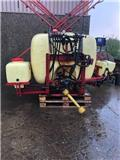 Hardi 800 l, Mounted sprayers