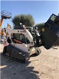 Bobcat T 300، 2005، لوادر انزلاقية التوجيه