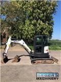 Bobcat E 26, 2015, Mini excavators < 7t (Mini diggers)