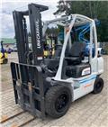 UniCarriers UG1D2A30LQ, 2016, LPG trucks
