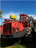 Komatsu 941, 2012, Harvesters