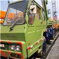 Kato NK 250 E V, All terrain cranes