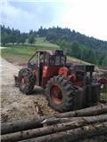 Timberjack 225, 1980, Lesné kolesové traktory