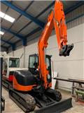 Hitachi ZX 60, 2012, Mini excavators < 7t (Mini diggers)