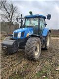 New Holland T 6080, 2009, Tractors