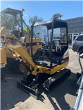 Caterpillar 301.7 D, 2013, Mini Excavators <7t (Mini Diggers)