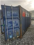 Container 20 fot, 2009, Site Accomodation