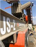 Constmach 120 tph Jaw + Impact Mobile Crushing Plant, 2020, Mobile crushers