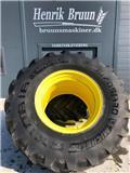 Michelin Tvillinghjul، عجلات مزدوجة