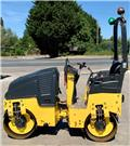 Bomag BW 80 AD-5, 2015, Twin drum rollers