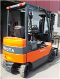 Toyota 7 FB MF 25, 2003, Electric forklift trucks