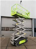 Zoomlion ZS1012DC (schaarhoogwerker), 2021, Scissor lifts