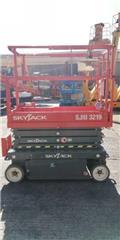 SkyJack SJ III 3219, 2018, Ollós emelőkosarak