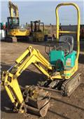 Yanmar SV 08-1, 2010, Mini excavators < 7t (Mini diggers)
