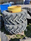 Dubbelmontage 710 70 R38, Tvillinghjul