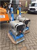 Weber CR2, 2014, Plate compactors
