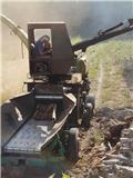 Jenz HEM 360, Trituradoras de madera