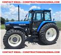 New Holland 8340, 1996, Tractors