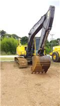 Volvo EC 140 B LC, 2012, Crawler excavators