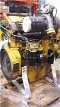 John Deere 6135, 2008, Engines