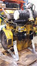 John Deere 6135HF485, 2008, Motoren