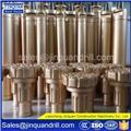 Jinquan Professional supplier of dth hammer bit , dth rock, 2016