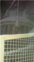 Kruszarka stożkowa 10-44, 1976, Ostalo za građevinarstvo