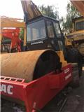 Dynapac CA 25 D, Twin drum rollers