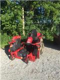 Toro GROUNDSMASTER 455D, Stand on klipper