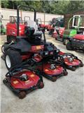 Toro Groundsmaster 4500 Sichelmäher Roughmäher, 2014, Stand on mowers
