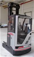 Nissan UMS 160 DTFVMF795, Wózki widłowe wysokiego składowania, Magazynowanie
